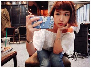 紗栄子 iPhoneケース